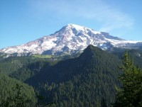 Highlight for Album: Mt. Rainier - Summer 2006