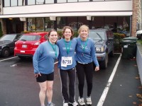 Highlight for Album: Turkey Day and Seattle Marathon, November 2008